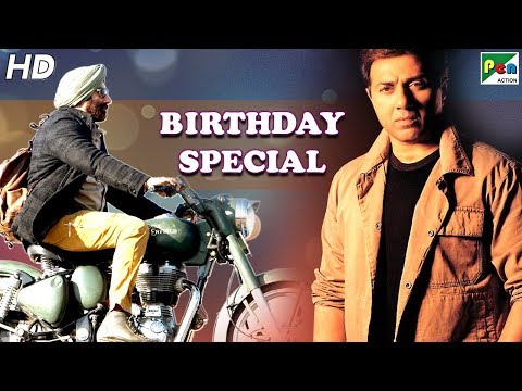 Birthday Special | Sunny Deol Best Action Scenes | Singh Saab The Great | HD
