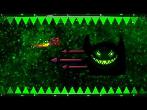 Geometry Dash Rubrub Boss Fight! Monster 2.2 Level.