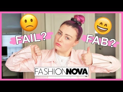 I Tried To Online Shop At Fashion Nova Without Help! (as A Blind Girl)