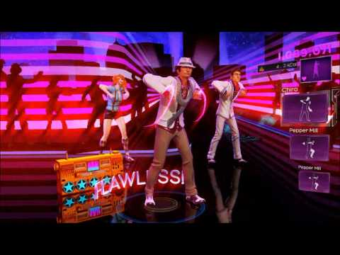 Dance Central 3- Get It Shawty - (Hard/Gold/100%) (DLC)