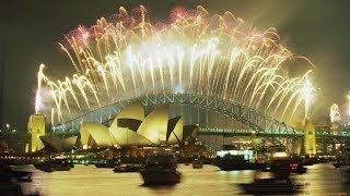 #834. Сидней (Австралия) (классное видео)(Самые красивые и большие города мира. Лучшие достопримечательности крупнейших мегаполисов. Великолепные..., 2014-07-03T17:22:08.000Z)