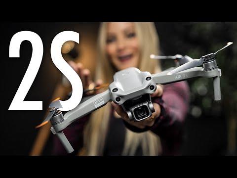 New Drone, who dis? DJI Air 2S!