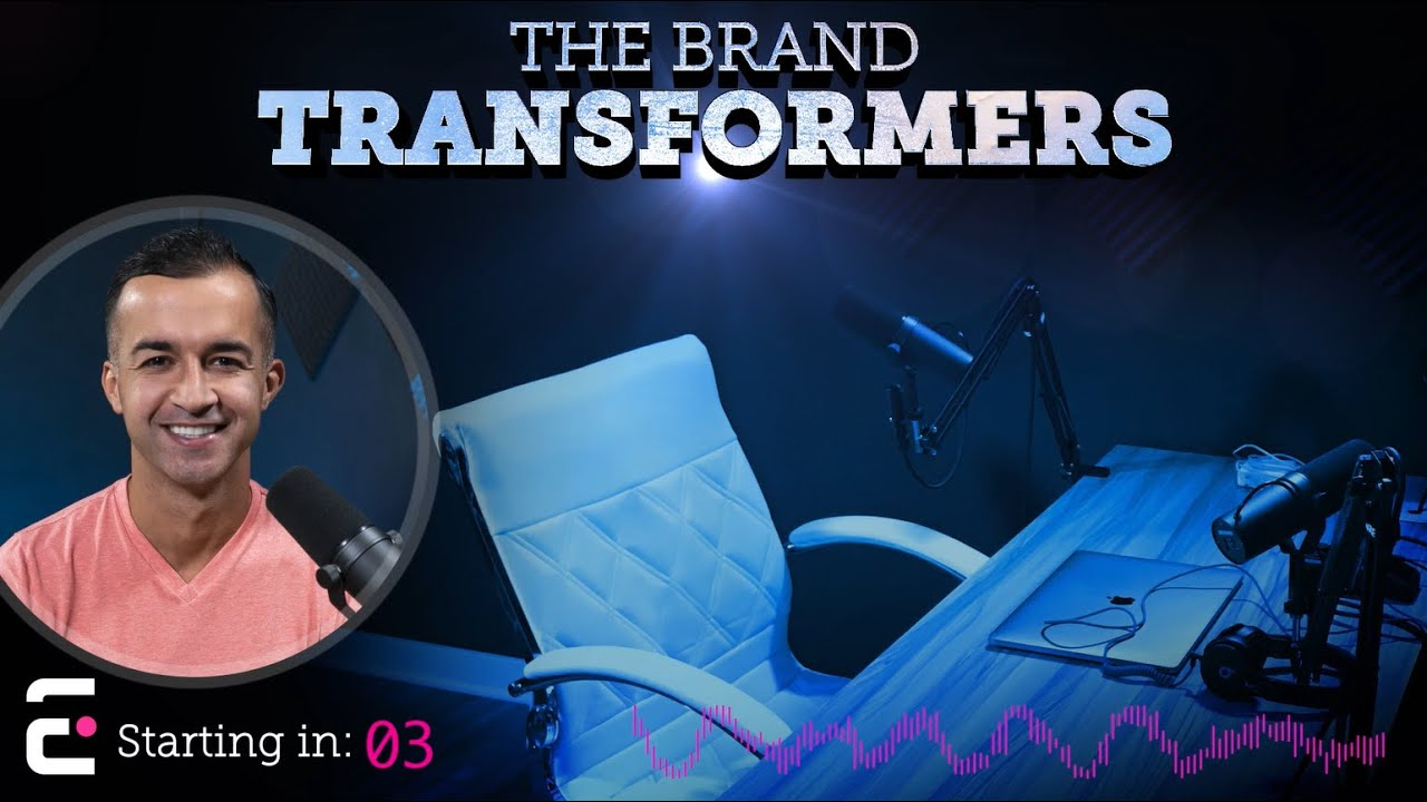 "Introducing ""The Brand Transformers"" Podcast, By Envijo"