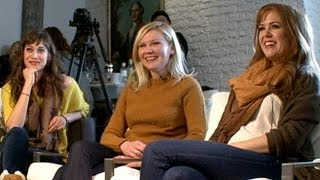 'The Bachelorette' Cast Interview: Five Minutes With Kirsten Dunst, Isla Fisher, and Lizzy Caplan