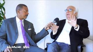 Robert Townsend On The Humor Mill; Interviews Ed Weinberger Co-Creator Of The Cosby Show!