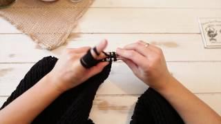 Na drutach #2 Kocyk dla początkujących | Little blanket for knitting beginners - tutorial