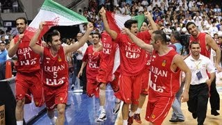 #FIBAAsia - Day 9: Philippines v Iran (highlights)