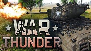 War Thunder - НОВЫЕ АМЕРИКАНСКИЕ ТАНКИ #52