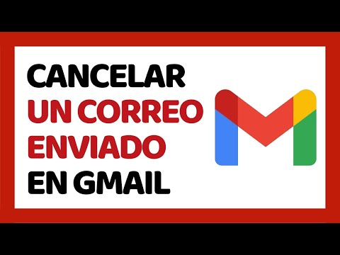 How to Cancel Sent Email in Gmail 2017
