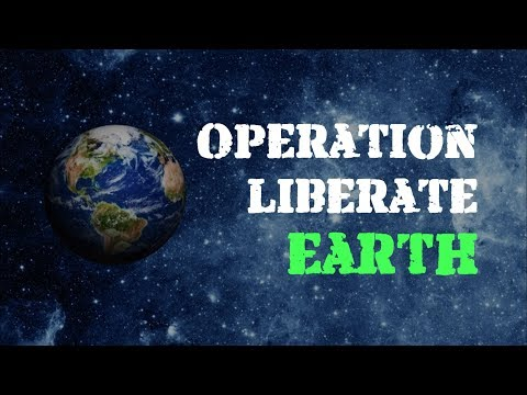 Operation Liberate Earth 432Hz