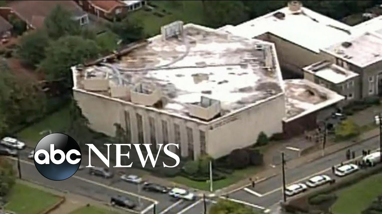 SPECIAL REPORT: Pittsburgh synagogue shooting update