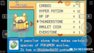 Pokemon fire red ep.31
