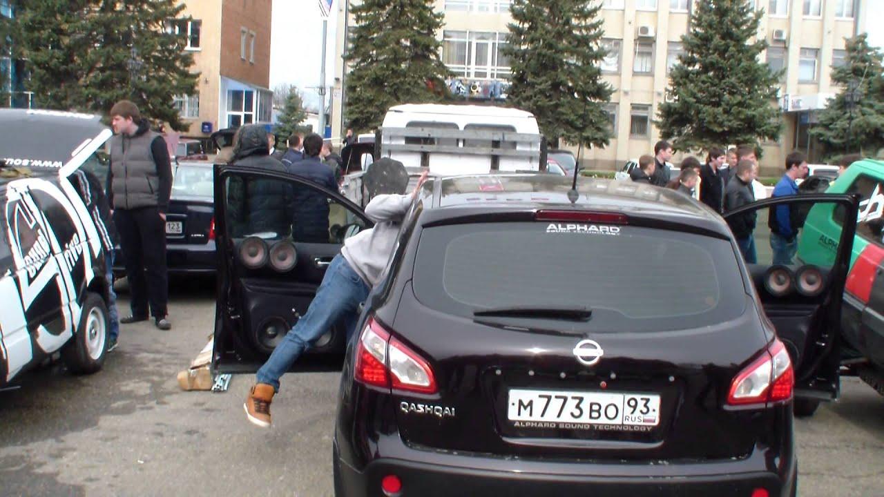 Nissan Qashqai Русская Прошивка - YouTube