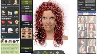 Мокрые Прически - Загрузить Свою Фотографию - Попробуйте Мокрые Стили Взгляд Волосы Онлайн(, 2014-01-15T23:52:05.000Z)