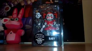 Sister Location Unboxing Episode 4: Circus Baby Action Figure