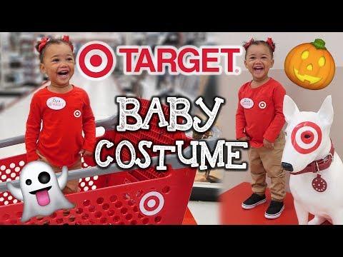 TARGET EMPLOYEE Halloween Costume | Last Minute Costume Idea For Babies & Kids!