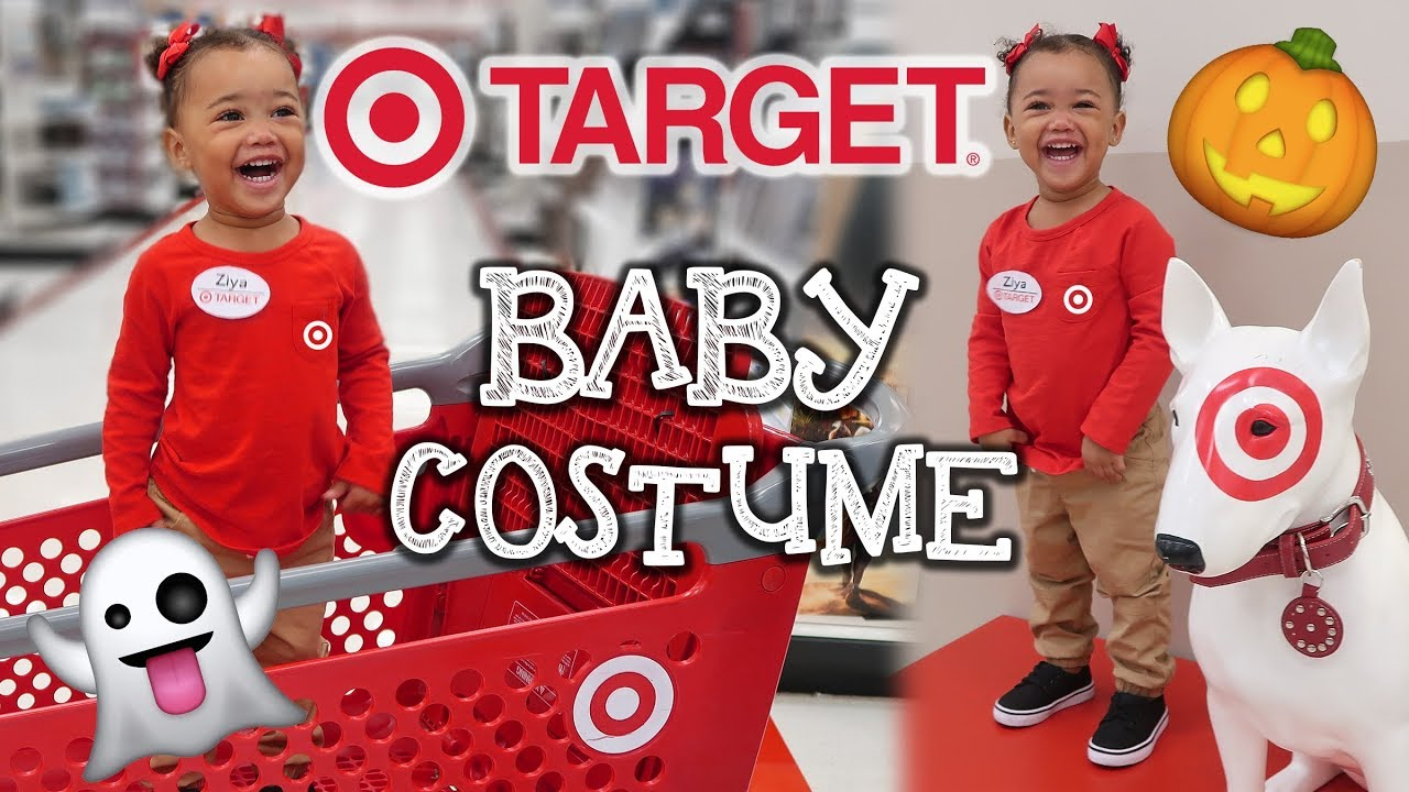 target employee halloween costume | last minute costume idea for