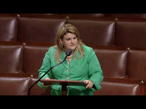 House Floor speech of Jenniffer González in support of the US Territories Investor Protection Act