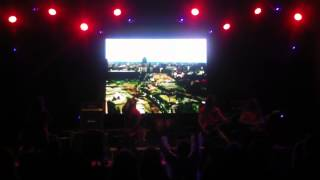 Aborym - Irreversible Crisis (Live @ Gothoom Open Air Fest 2014)