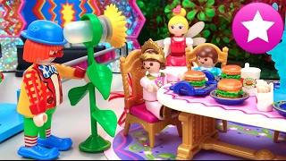Playmobil en español 35# el cumpleaños de sofía