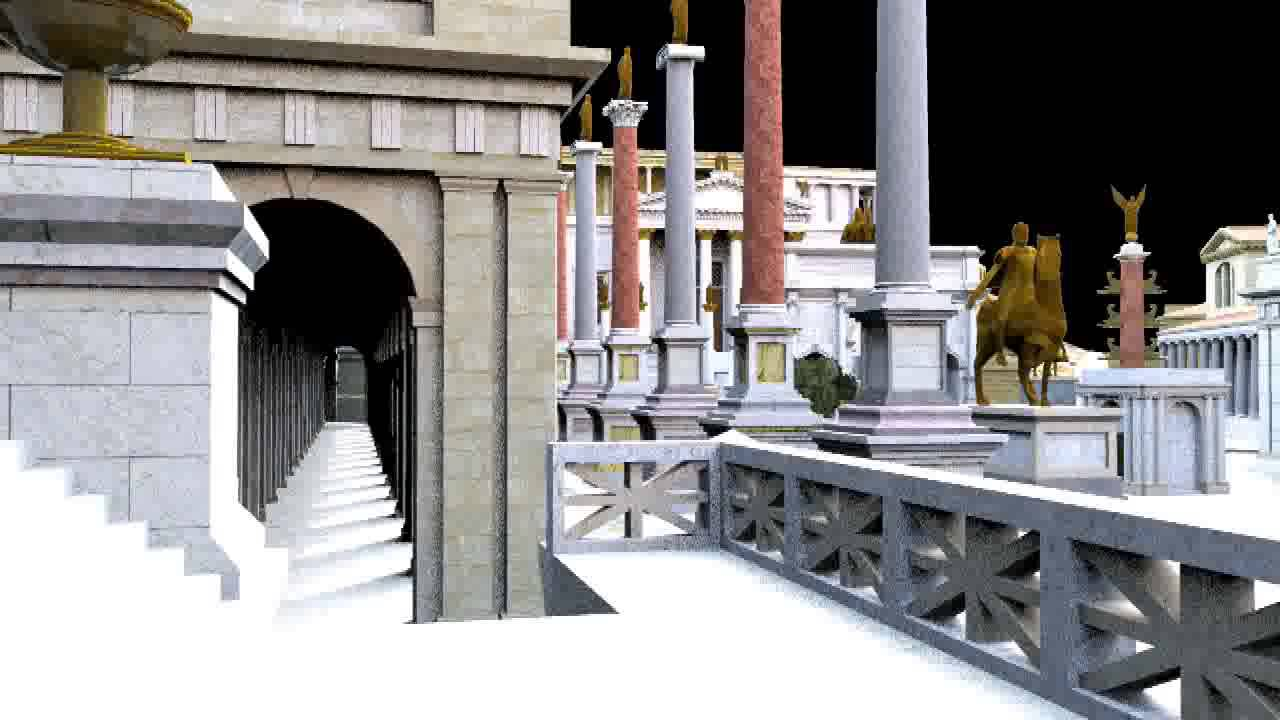Forum Romanum - YouTube