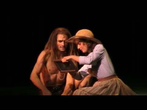 Simon Thomas & Isabel Trinkaus - Fremde wie ich (Tarzan)