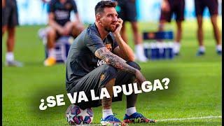 ¿Lio Messi emigra del Barcelona?🤔