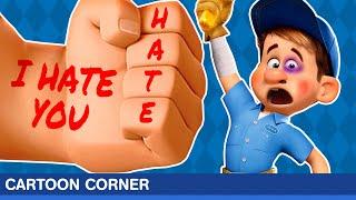 WHY FIX-IT FELIX RUINS WRECK-IT RALPH | Cartoon Corner - Wreck-It Ralph Review
