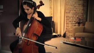 "Tina Guo: LIVE Cello Recording in London- ""Better Tomorrow"""