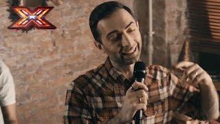 Александр Ломия (Jambazi) - За мечтой (Live). X-Фактор 7