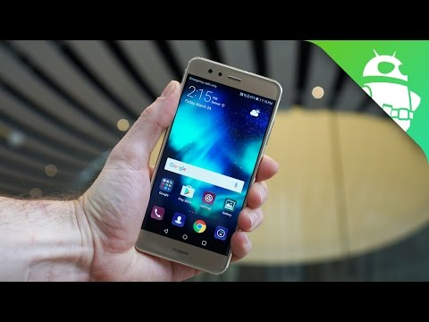 Huawei P10 Lite hands on