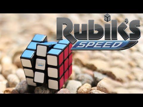 New Rubik's (+Gan) Speedcube Review | TheCubicle.us