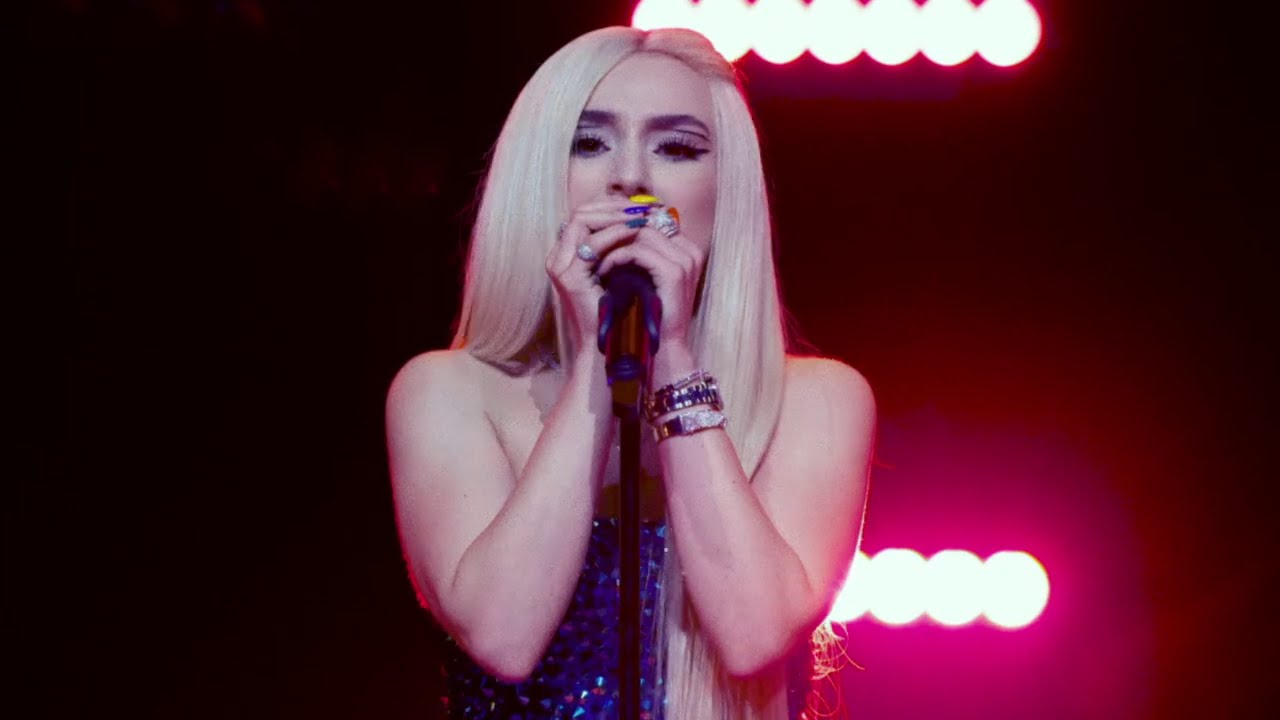 Download Ava Max - My Head & My Heart [Official Performance Video]