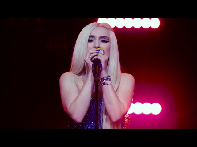 Ava Max - My Head & My Heart [Official Performance Video]
