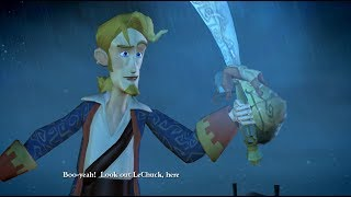 Tales of Monkey Island: Chapter 1 - Launch of the Screaming Narwhal [Full Episode][1080p60fps]