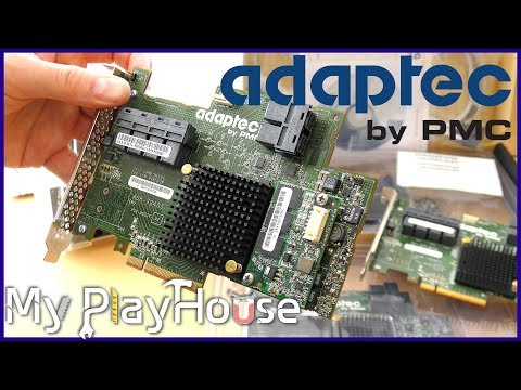 Awesome FAN mail - Adaptec ASR-72405 for 24 Drives - 525