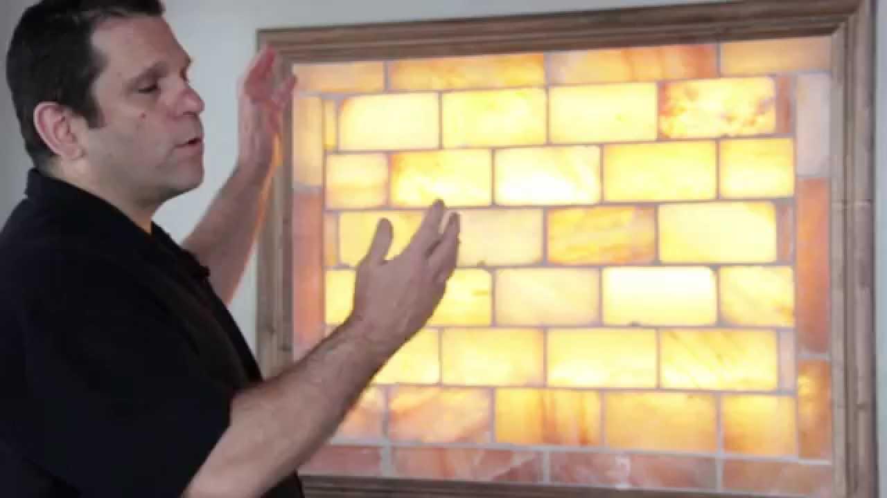 Salt Tables and Salt Mosaics - YouTube