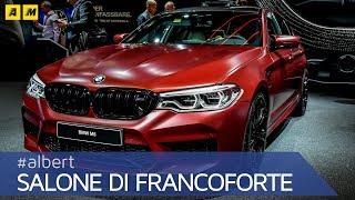 BMW M5 600 CV anche a trazione integrale. Ecco la F90! [ENGLISH SUB]