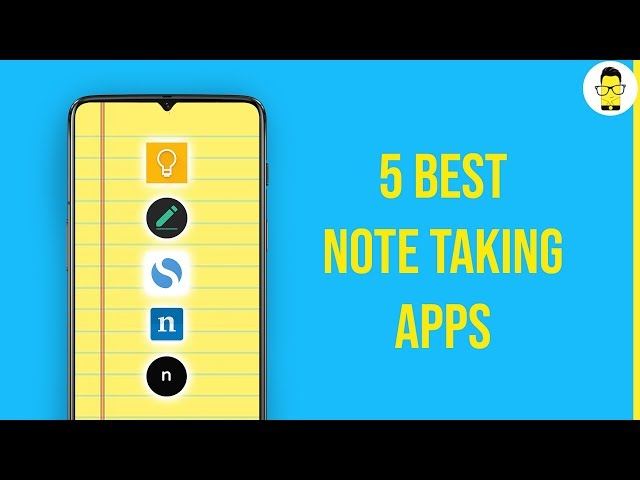 5 Best Notetaking Apps for Android: Simplenote, Notin, Neutrinote, Blacknote, and more