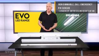 Sylvania Integrated Led Batten | Screwfix