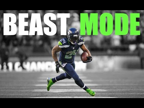Marshawn Lynch  Beast Mode ᴴᴰ  Seattle Seahawks Highlights