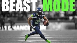 "Marshawn Lynch || ""Beast Mode"" ᴴᴰ 