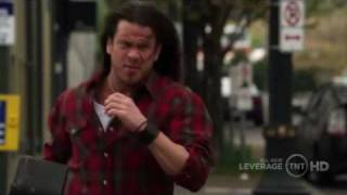 LEVERAGE: Eliot Spencer - Fight Like This