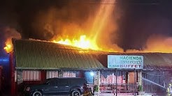 Grand Prairie Restaurant Goes Up In Flames