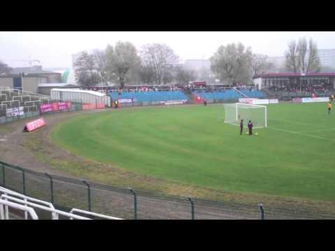 Berliner FC Dynamo at Sportforum Hohenschönhausen, Berlin, Germany - 17th November, 2012