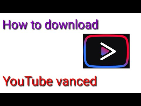 How to download YouTube vanced apk