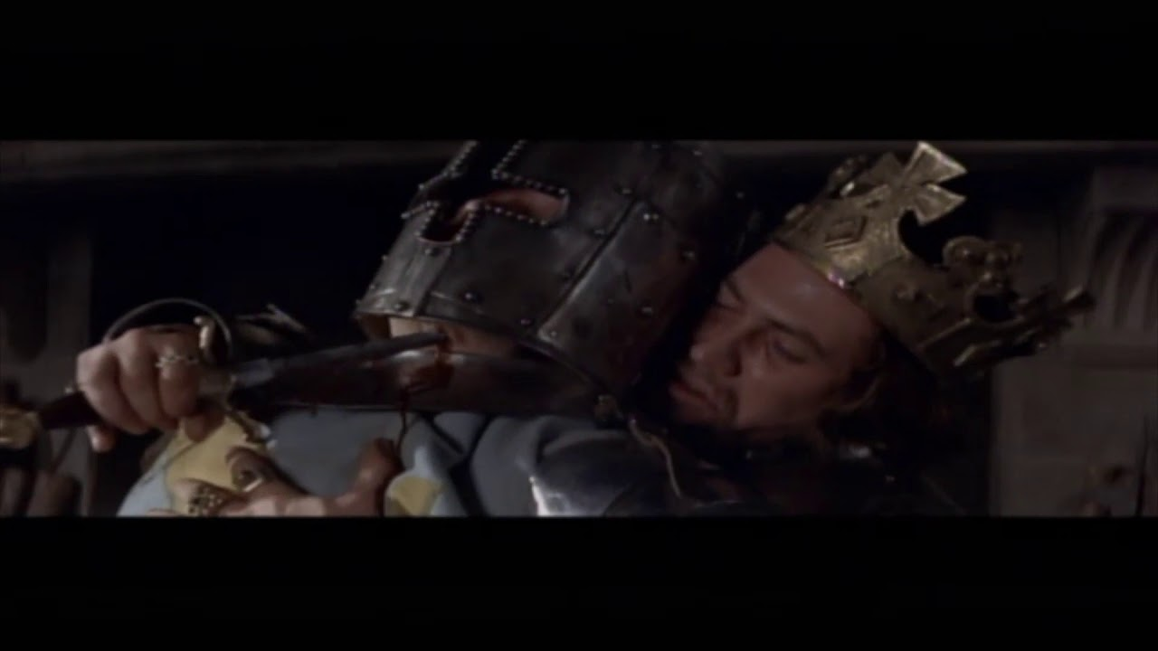 Download The Tragedy Of Macbeth(1971) - The sword fight