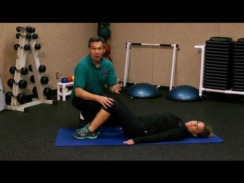 Bent Knee Sit-Ups : Exercise & Sports Medicine - YouTube