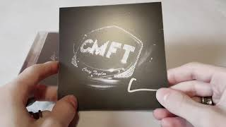Corey Taylor - CMFT Unboxing (with signed Insert)