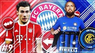 GORETZKA kommt, VIDAL geht!?? 🔥🔥 DEUTSCHER CLASICO!! ⚔️💯- FIFA 18 FC Bayern Karriere #9